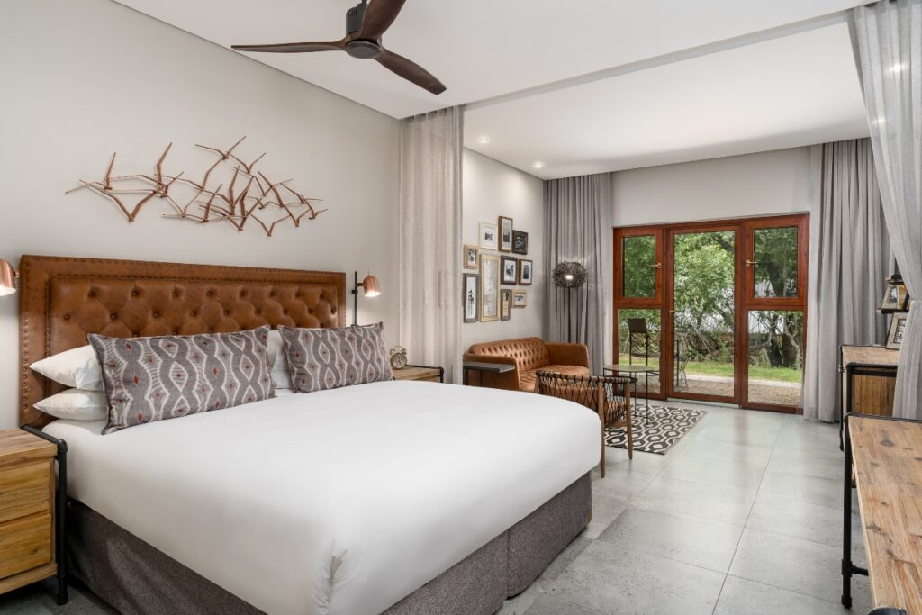 Kruger Gate Presidential Suite